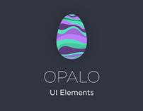 OPALO UI Elements