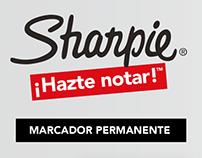 Sharpie banners