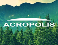 Acropolis Website Redesign