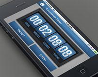 UI / UX iPhone app