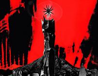 THE MECHANICS OF THE UNDERWORLD — ALBUM COVERS