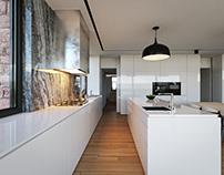 Ekali living room - kitchen