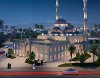 Ottomani-style Mosque Jan-2015