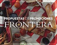 Propuestas de Promoción - Frontera