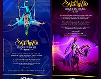 Atento - Evento Cirque du Soleil