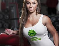 Logo for Fitness Brand