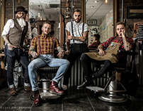Gentleman & Rogues Club Barbershop