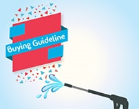 Buying Guide of Pressure Washer Pump Banner Design