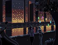 City Reflection