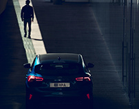 Ford Focus ST Line | Photography by Patrick Curtet