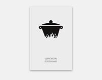Cozinha sem livro