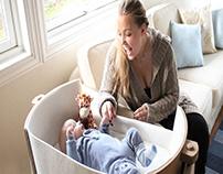 گهواره چوبی نوزاد چه اندازه ای دارد؟؟
