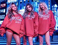Coca~Cola Jeans FW/17 Campaign