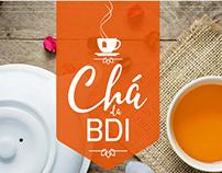"Apresentação Power Point Treinamento ""Chá da BDI"""