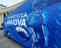 Universitatea Craiova bus design