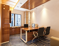 INTERIOR OFFICE FOR SD TRADE CORPORATION