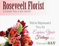 Roseveelt Banner & Brochure