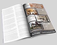 Real Estate Print ad