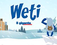 Weti - Il Gigante - Social Media Content