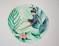 Secret Little Gardens