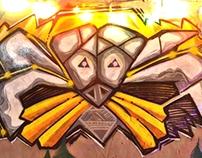 Graffiti: X-mas 2014