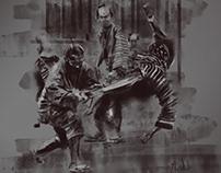 Toshiro Mifune Study