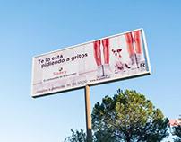 Campaña de comunicación gasóleo a domicilio