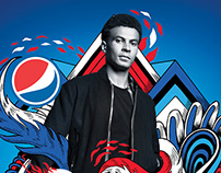 Pepsi LOVE.IT.LIVE.IT X Dele Alli