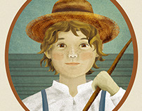 Tom Sawyer illustrations