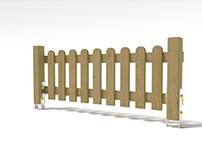 Playground Fence - Ogrodzenia Placu Zabaw