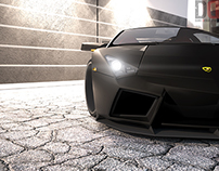 Lamborghini Reventón - dedicated tuning packet