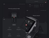 Website creation for Mobilex