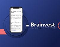 Brainvest App