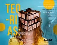 O CONHECIMENTO NÂO BRINCA - NAPSI