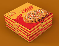 Pizzabox Design