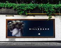 Free Roadside Advertisement Billboard Mockup PSD 2018