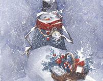 Snow guest
