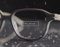 Hilarius | Visual identity and www