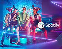 Banners Spotify