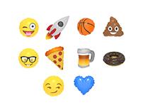 Inflatable Emoji - Vol. I