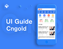 Cngold UI Style Guidelines