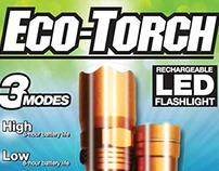 ECO-TORCH - product packaging