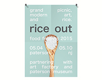 Rice Out - Food Festival