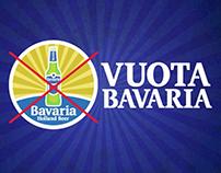"Campagna Affissioni ""Vuota Bavaria"""