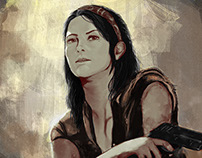Tess from The Last of Us