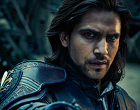 The Musketeers S3 for BBC One