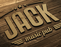 Logo - Jack Music Pub