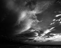 Nightfall in Varadero (CUBA)