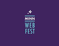 MN WebFest Branding