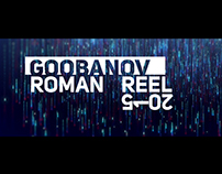 Goobanov Roman Reel 2015